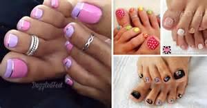 Easy and cute toenail designs for summer diy