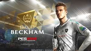 David Beckham PES 201839de