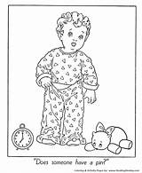 Coloring Pajamas Winter Pages Pajama Indoor Activities Fun Activity Template Clipart Drawing Colouring Pijama Bed Seasons Sheets Christmas Clip Honkingdonkey sketch template