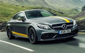 2016, Mercedes-amg, C, 63, S, Coupe, Edition, 1, Uk