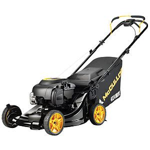 mcculloch petrol lawnmowers deals sale cheapest prices
