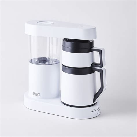 You had stovetop espresso units. Ratio Six Drip Coffee Maker, 3 colors on Food52