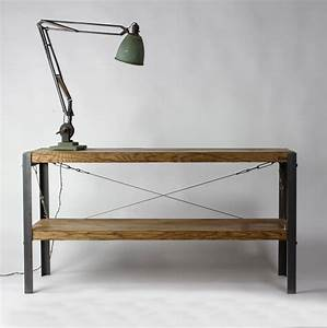 20, Handcrafted, Industrial, Furniture, Designs, Ideas, Plans