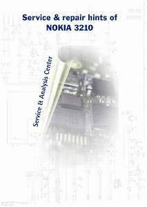 Nokia 3210 Service Manual Service Manual Download