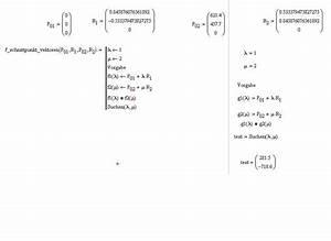 Schnittpunkt Zweier Geraden Berechnen Vektoren : suchen innerhalb einer funktion wissenstransfer anlagen und maschinenbau ptc mathcad ~ Themetempest.com Abrechnung