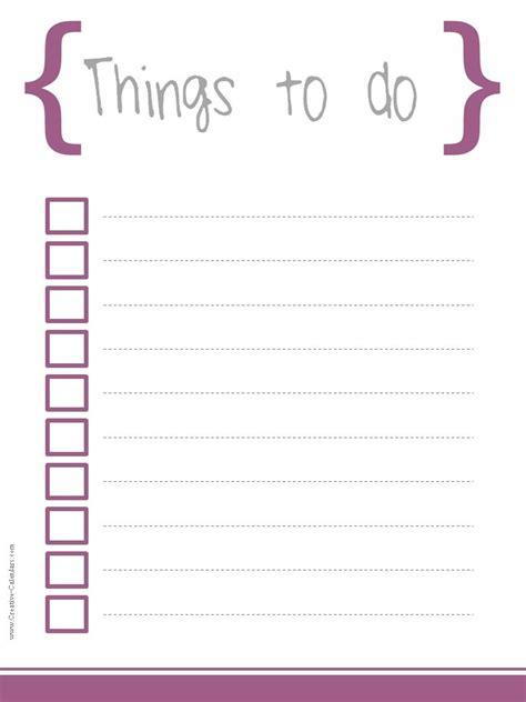 list template