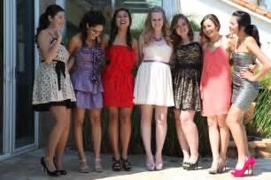 Girl High School Slutty Prom Dress