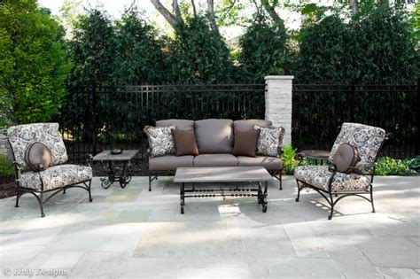 outdoor furniture traditional patio chicago by
