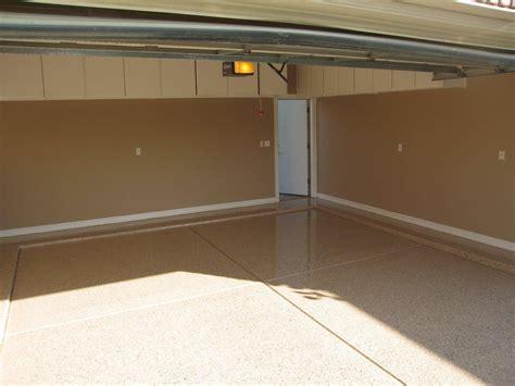 garage interior colors