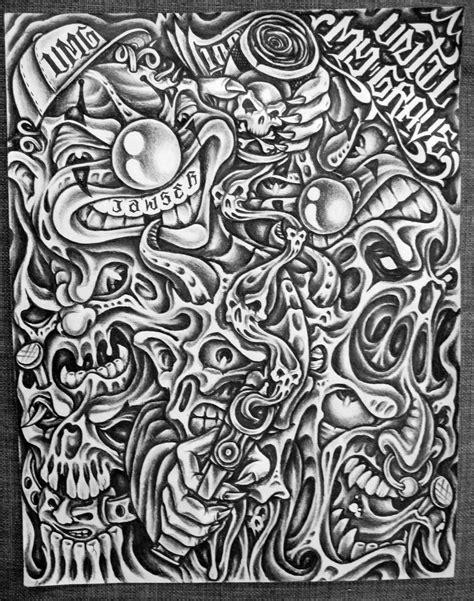 Incarcerated art. Pencildrawing. | G | Prison art, Lowrider art, Sick drawings