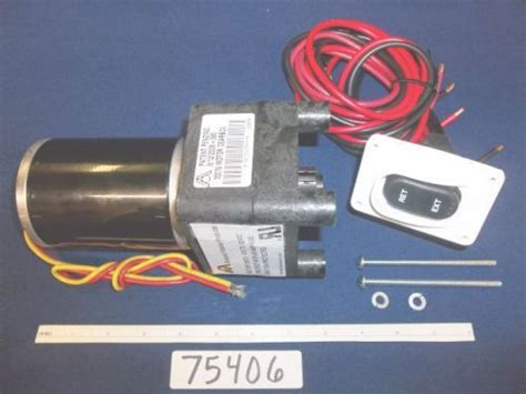 Sell Atwood Landing Gear Motor Kit With Switch