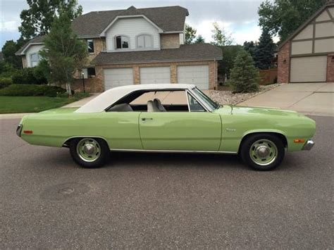 plymouth scamp  sale classiccarscom cc