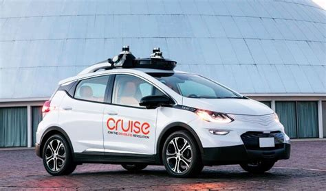 General Motors will self driving ride sharing service with ...