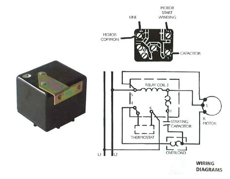 potential relay wiring diagram wiring diagram and schematics