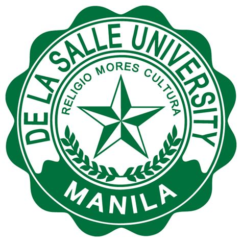 de la salle about dlsu de la salle standards for visual identity