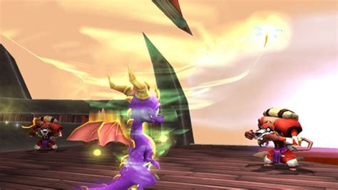 legend  spyro  eternal night ps games