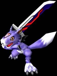 Digimon World Ds Concept Art