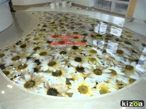 Montage Vidéo Kizoa: EPOXY FLOOR 3D : Disponible chéz