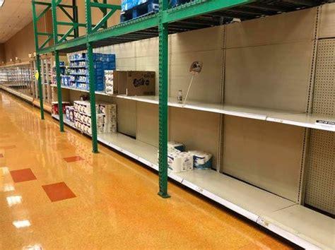 coronavirus fears spark panic buying  toilet paper