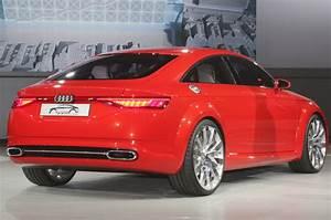 Audi Paris : audi tt sportback concept bows in paris ~ Gottalentnigeria.com Avis de Voitures