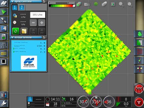 Kultūraugu monitorings: Topcon CropSpec N-sensors - TOPCON ...