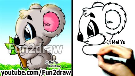 How To Draw Cartoon Animals By Mei Yu Cartoonankaperlacom