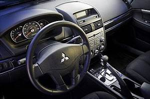 2007 Mitsubishi Galant - Interior Pictures - CarGurus