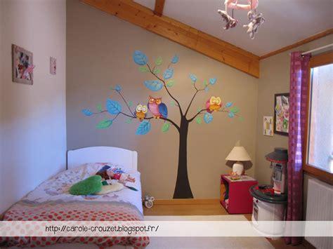 chambres enfants carole crouzet dessinatrice décors sur murs dans
