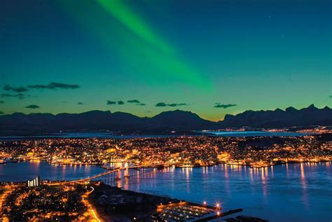 Tromso Northern Lights by Northern Lights In Tromso Norway Holidays 2017 2018