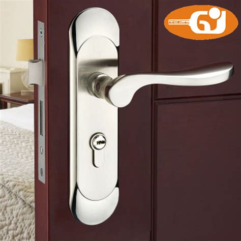 home design door locks stainless steel quality modern design door locks and handles for interior room in locks from