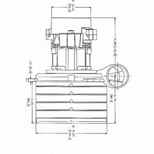 Electro Motor 5 Stage 120 Volt Q6600-099a - Q6600-099a - Vacuum Motors