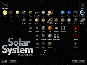 Number of Moons for Each Planet (page 2) - Pics about space