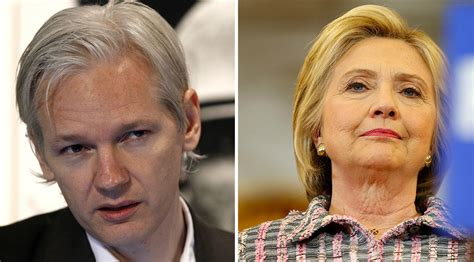 Julian Assange Illuminati by Clinton Linked To Mysterious Front Associated With