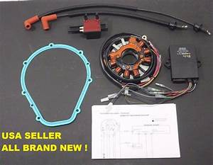 New Polaris 1998 1999 700 Cdi Ignition Update Kit Slh Slth Hurricane 2873022