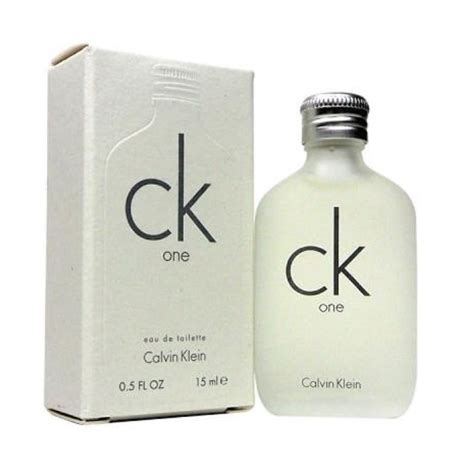 ck one eau de toilette calvin klein ck one eau de toilette 0 5oz 15ml miniature perfume mens cologne 31655552187 ebay