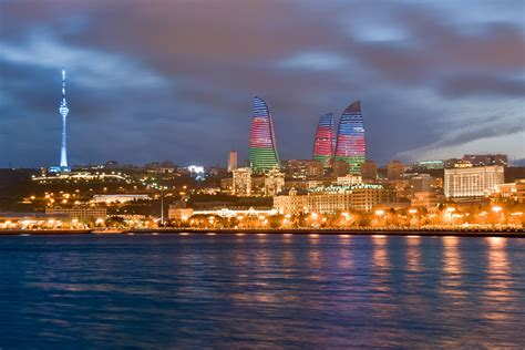 Baku is the capital and largest city of azerbaijan, as well as the largest city on the caspian sea and of the caucasus region. TWA Article A Guide to Baku, Azerbaijan: Oldest Oil Producing Region in the World