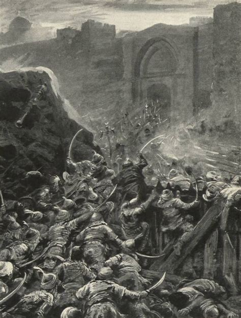 Ottomans Capture Constantinople by File The Fall Of Constantinople Jpg Wikimedia Commons