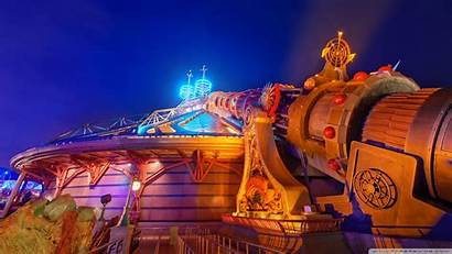 Disneyland Desktop Paris 4k Picserio Wallpapers Ultra