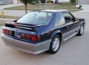 Royal Blue 93 Mustang GT Hatchback | Fox body mustang, Mustang hatchback, Hatchback
