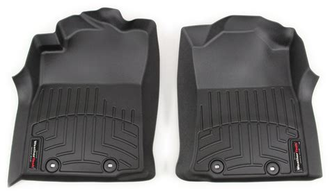 Weathertech Floor Mats Tacoma by Floor Mats For 2012 Toyota Tacoma Weathertech Wt444071