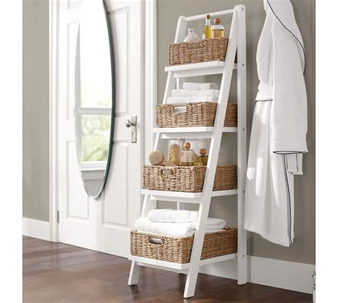 great ideas  ladder shelves  pinterest
