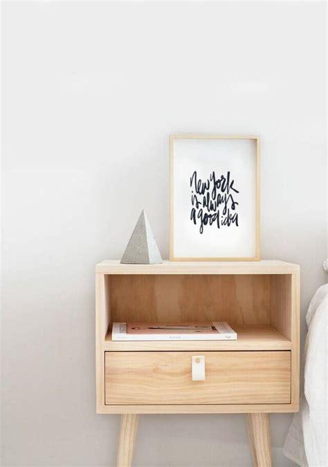 side tables bedroom ideas  pinterest