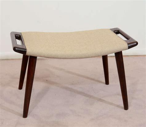 mid century modern chair and ottoman mid century modern quot papa quot chair and ottoman by hans wegner at 1stdibs