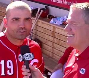 Joey Votto continued to give us reasons to root for him ...