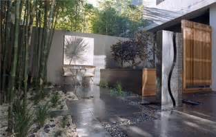 Japanese Small Garden Patio Designs