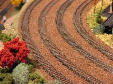 model railroad ballast