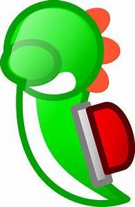 Image - Yoshi Side New.png   The Plushy Battle Wikia ...