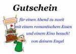 Abend Zu Zweit : kino als gutschein 7 vorlagen muster gutscheinideen ~ Orissabook.com Haus und Dekorationen