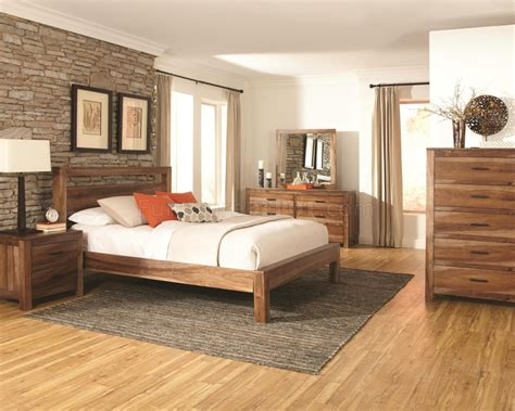 Peyton 203651 Bedroom In Natural Brown By Coaster Woptions