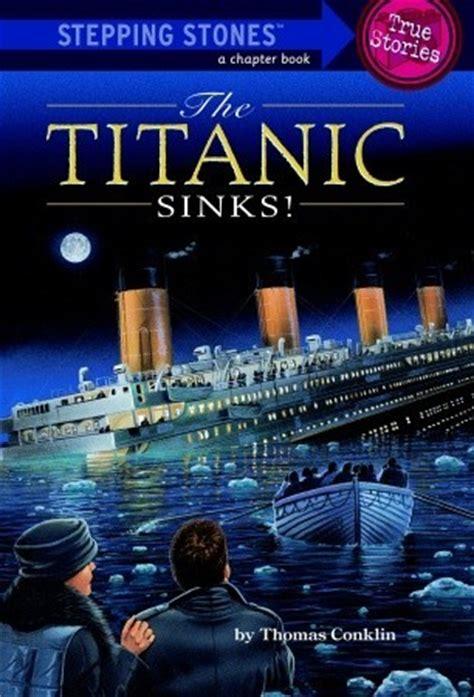 titanic sinks  thomas conklin